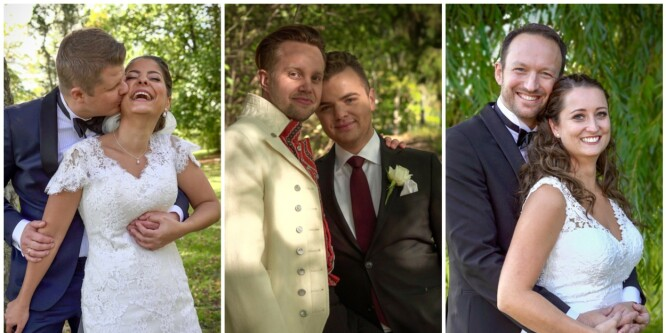 «Gift ved første blikk»-par med egen tv-serie