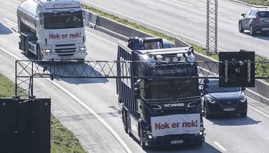 Bare Høyre og Ap er større enn protestliste i Bergen