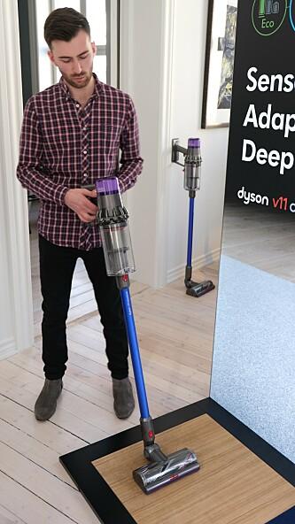 Lanserer ny trådløs støvsuger og personlig luftrenser