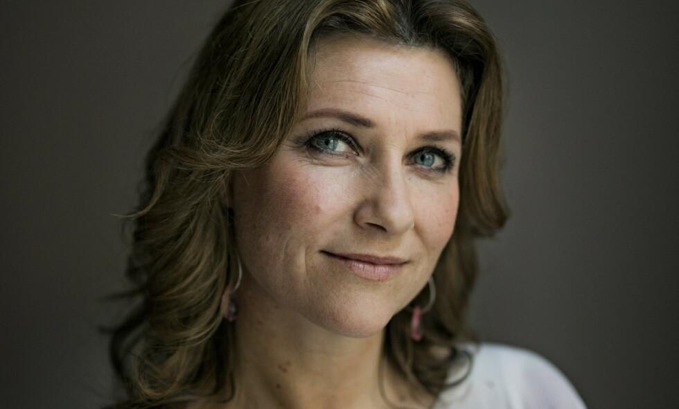 ÅPEN I PODKAST: Denen uka gjestet prinsesse Märtha Louise Else Kåss Furuseths podkast «Ufiltrert». Der fikk hun blant annet spørsmål om hvordan det var å date som kongelig. Foto: Jørn H Moen / Dagbladet