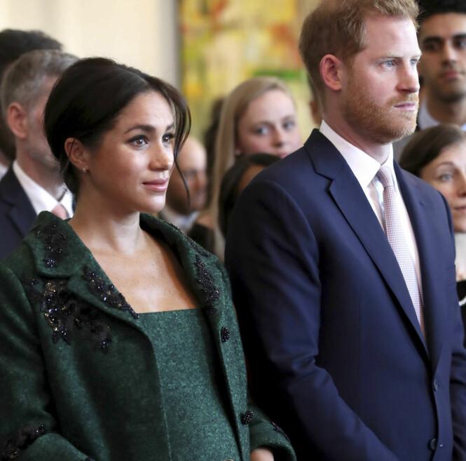 STRENGE KRAV: Hertuginne Meghan skal ha sørget for å gjøre prins Harry til en sunnere utgave av seg selv. Foto: NTB scanpix