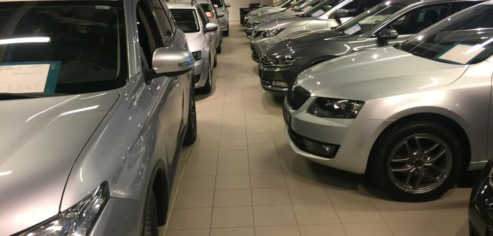 Kan bli dyrt å angre på bilkjøpet