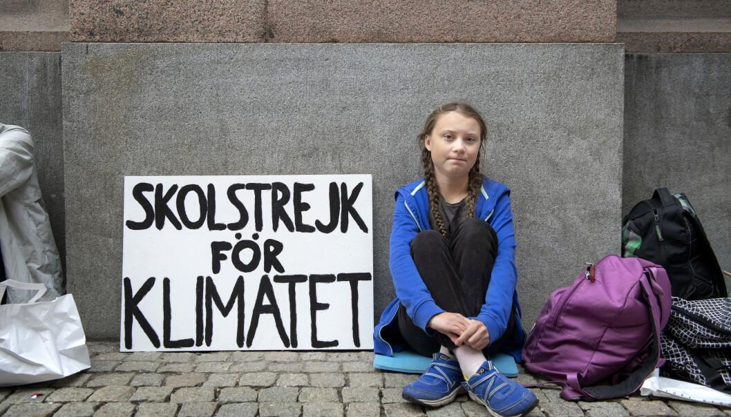 Greta Thunberg vil bruke prispenger til søksmål mot Norge