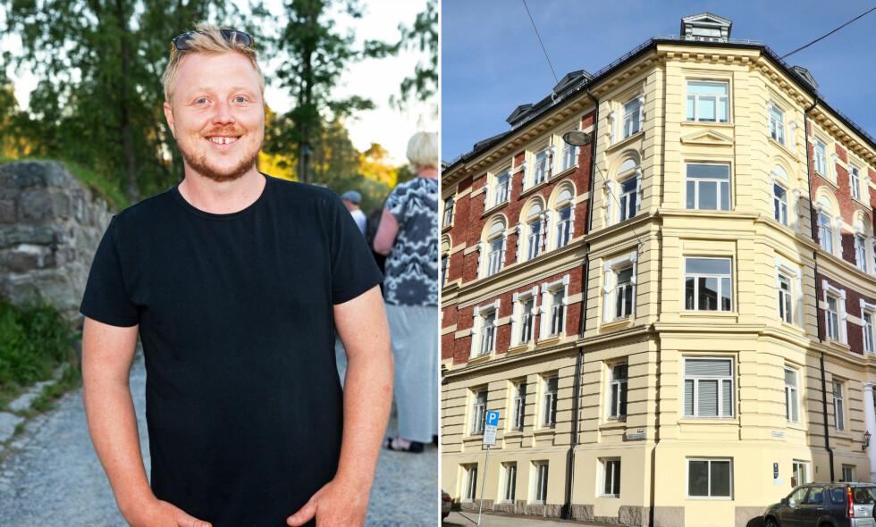 NY BOLIG: Kurt Nilsen har kjøpt seg leilighet på Skillebekk i Oslo. Foto: Andreas Fadum / Morten Eik / Se og Hør