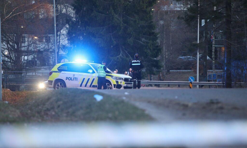 image: Kvinne påkjørt og drept på gangvei