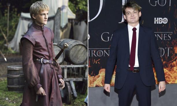MÅTTE BØTE MED LIVET: Jack Gleeson (26) spilte rollen som den unge kongen Joffrey Baratheon frem til 2014. Som så mange andre i serien, måtte denne karakteren bøte med livet. Foto: NTB Scanpix