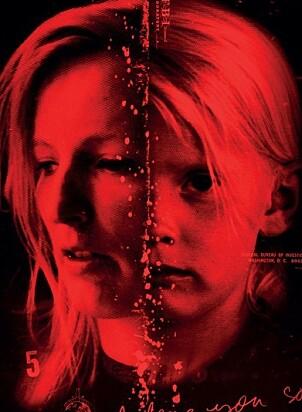 COVERET: På plakaten for serien har produksjonselskapet Monster brukt et bilde av henholdsvis Anni og dattera. Foto: Dplay