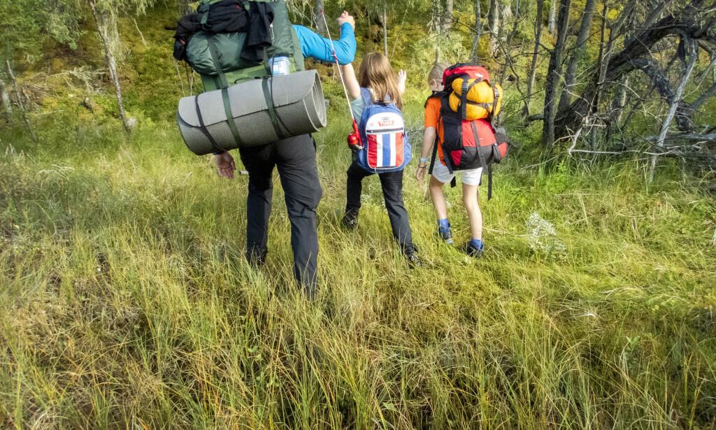 Alle barn skal nå få tilbud om gratis opphold på leirskole. Foto: Gorm Kallestad / NTB scanpix