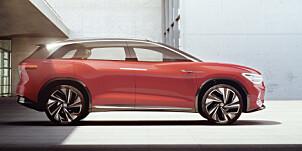 Volkswagen utfordrer Tesla Model X