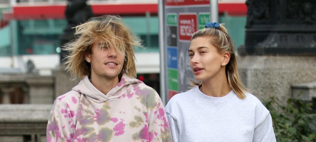 - Hun er usikker på fremtiden med Justin