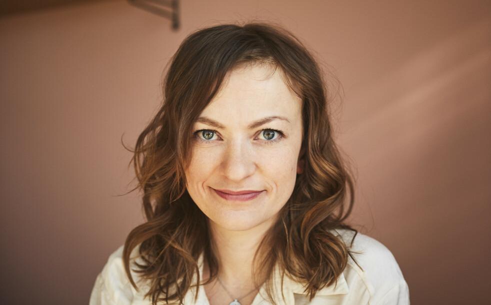 <strong>STRESS:</strong> Anne Gunn har skrevet bok om hvordan vi kan deale med stress. For vi slipper ikke unna det. FOTO: Kristin Svanæs-Soot