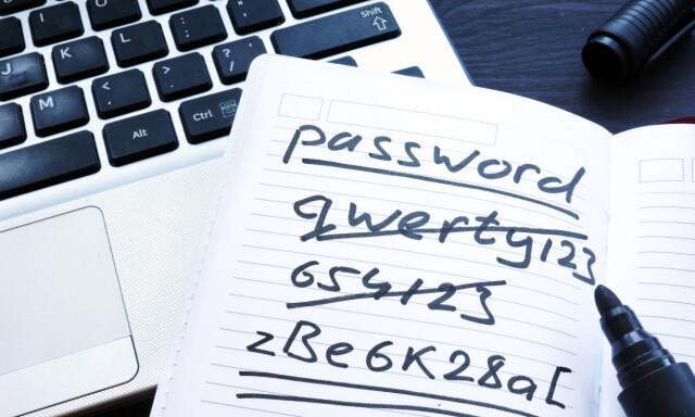 f5ae5904 UNIKE OVERALT: Helst bør du ha ett passord per tjeneste, men hvordan skal du