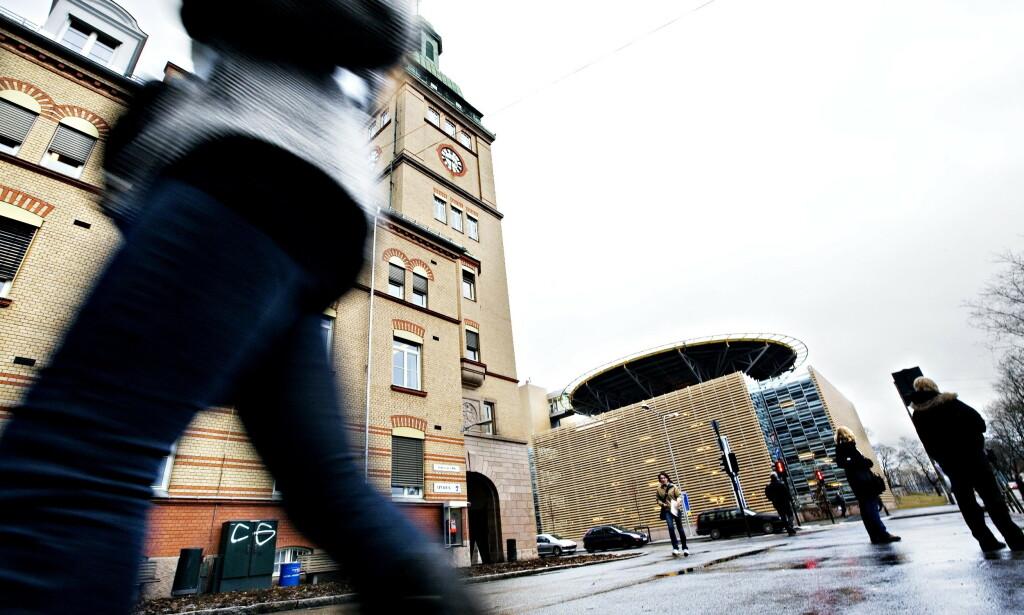HARELABB: Enten vil Rikshospitalet eller Ullevål legges ned og tomta selges dersom HSØ får viljen sin, konstaterer arftikkelforfattterne. Foto: Nina Hansen