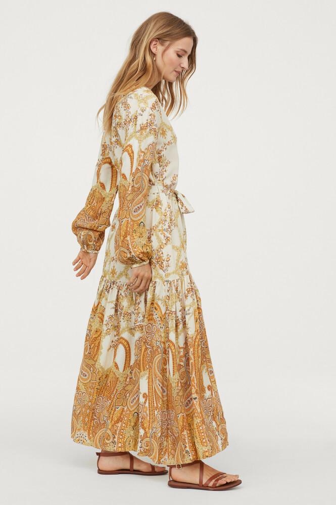 Kjole fra H&M, kr 600.