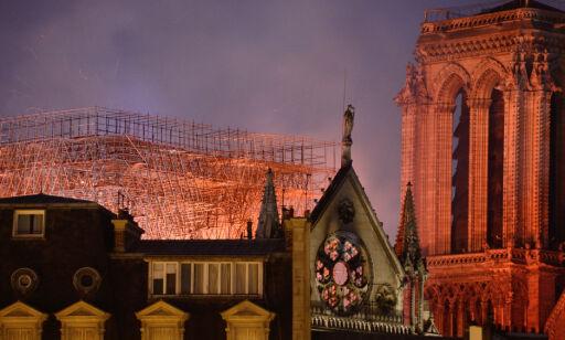 image: Uvurderlige kunstverk reddet fra Notre-Dame