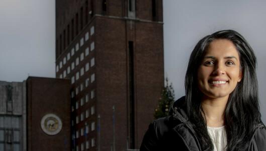 Hun vil bli ordfører i Oslo