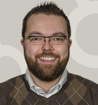 Forbundssekretær Geir Aasen i EL og IT Forbundet. 📸: EL og IT Forbundet