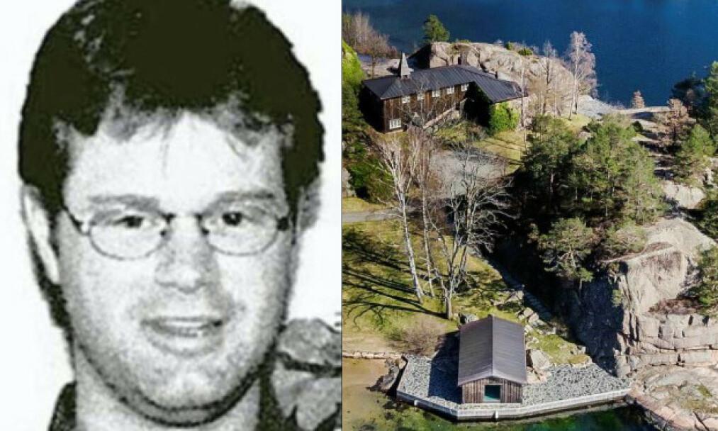 DUMPES: Einar Aas har tapt enorme beløp på krafthandel. Nå selges en rekke eiendommer for å dekke inn tapet. Foto: Agder Energi / Inviso