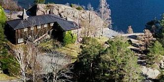 image: Dumper prisen på Einar Aas' hytte