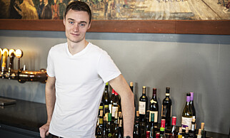 VINANBEFALINGER: Sommelier på Grand Cafe, Ole Strangstadstuen Berg, deler sine beste vinanbefalinger.