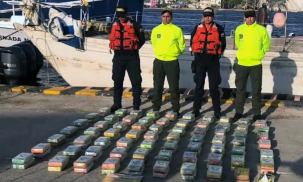 The Panama to Colombia Sailing drug lord
