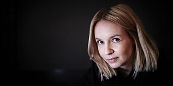 image: Christine Dancke får kritikk: - Rolleblanding