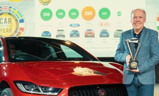 image: Jaguar i-Pace med storeslem