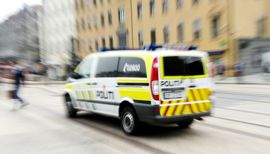 Politiet i Oslo har skjærtorsdag mottatt en del klager på støy, arbeid og annet som forstyrrer helligdagsfreden. De oppfordrer folk til å respektere forbudet mot utilbørlig larm på helligdager. Illustrasjonsfoto: Jon Olav Nesvold / NTB scanpix
