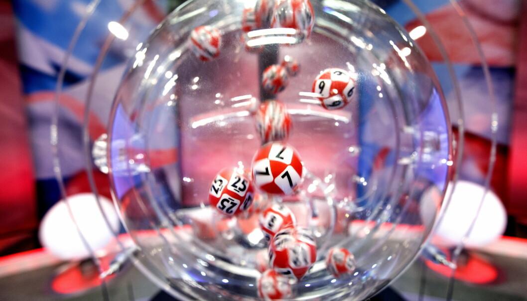 En nordmann vant 89 millioner kroner i Vikinglotto-trekningen onsdag kveld. Spilleren prikket inn alle de seks vinnertallene i tillegg til tilleggstallet, og var dermed alene om storgevinsten. Foto: Gorm Kallestad / NTB scanpix