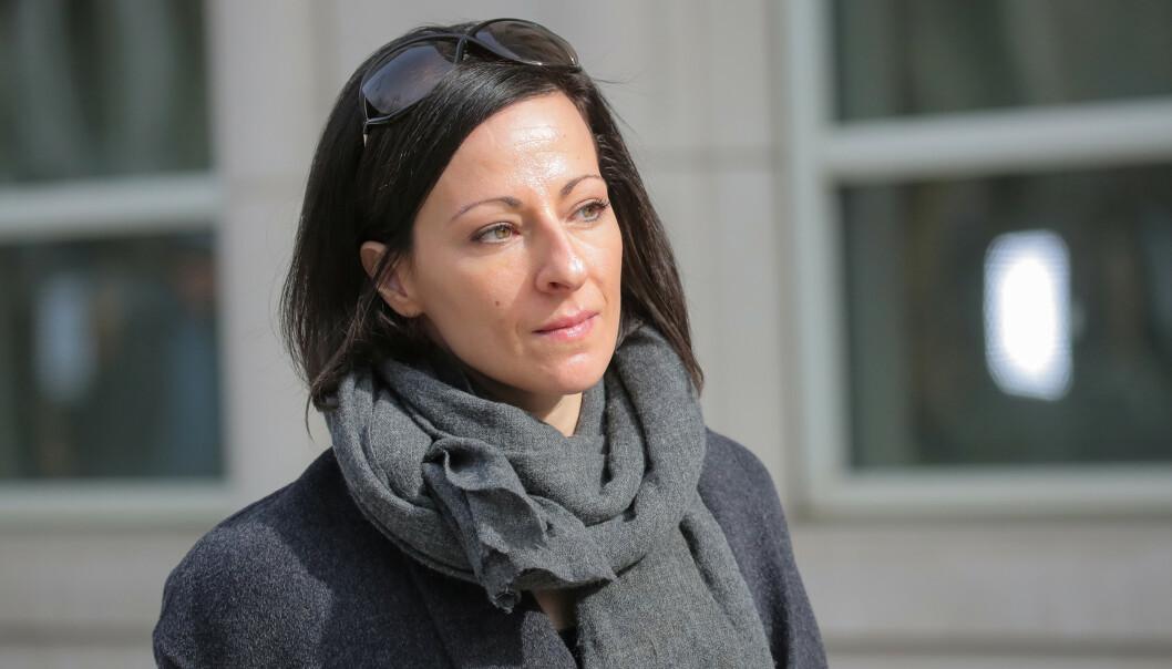 <strong>«ROCKESTJERNE»:</strong> Lauren Salzman skal ha rekruttert Sarah Edmondson inn i DOS. Edmondson så på henne som en «rockestjerne». Foto: NTB Scanpix