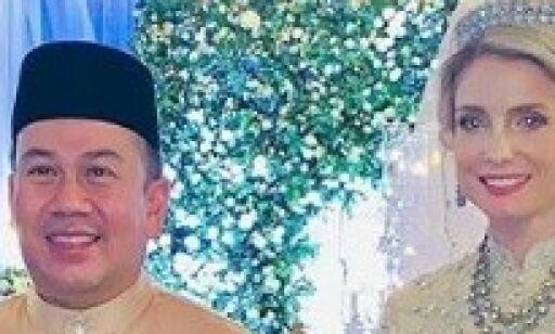 image: Kronprins (45) giftet seg med svenske Sofie (33)