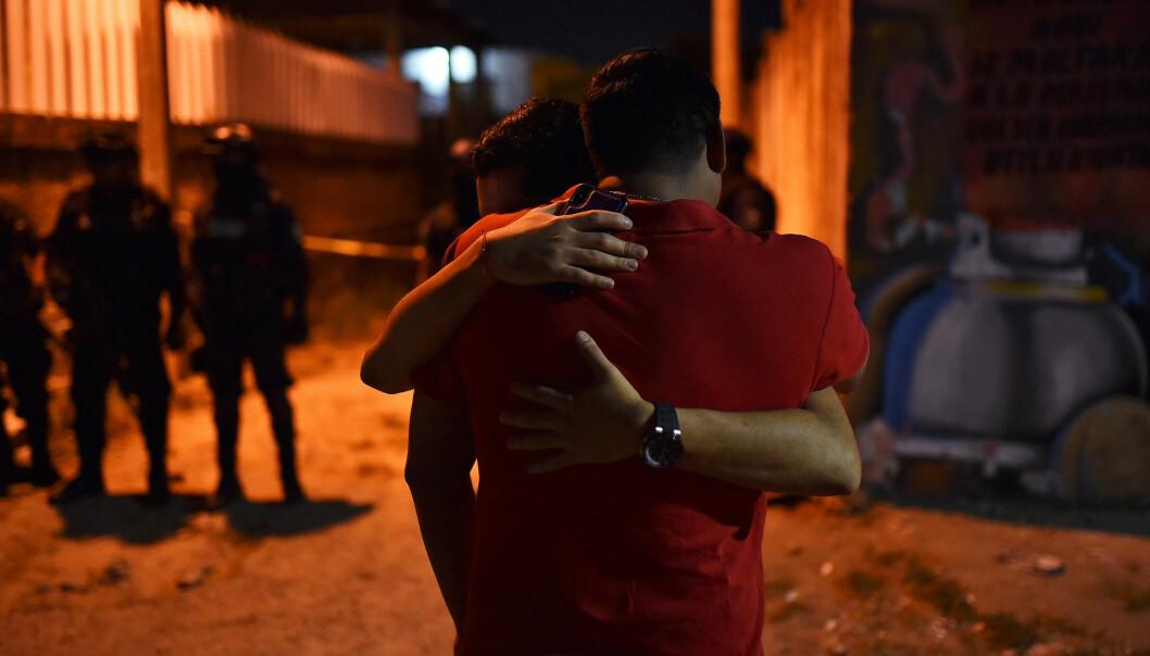 Foto: Angel Hernandez/Reuters/NTB scanpix
