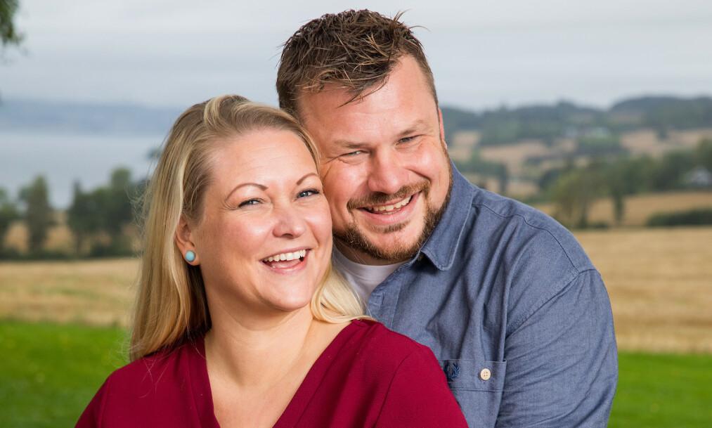 <strong>BLE FORELDRE:</strong> Erik og Maria har fått en liten gutt. Foto: Espen Solli / TV 2