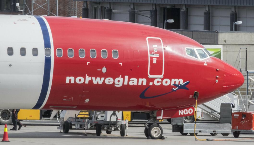 PRISHOPP: SAS-streiken fører til stive priser hos Norwegian. Foto: NTB Scanpix