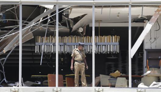 Tre dansker drept på Sri Lanka