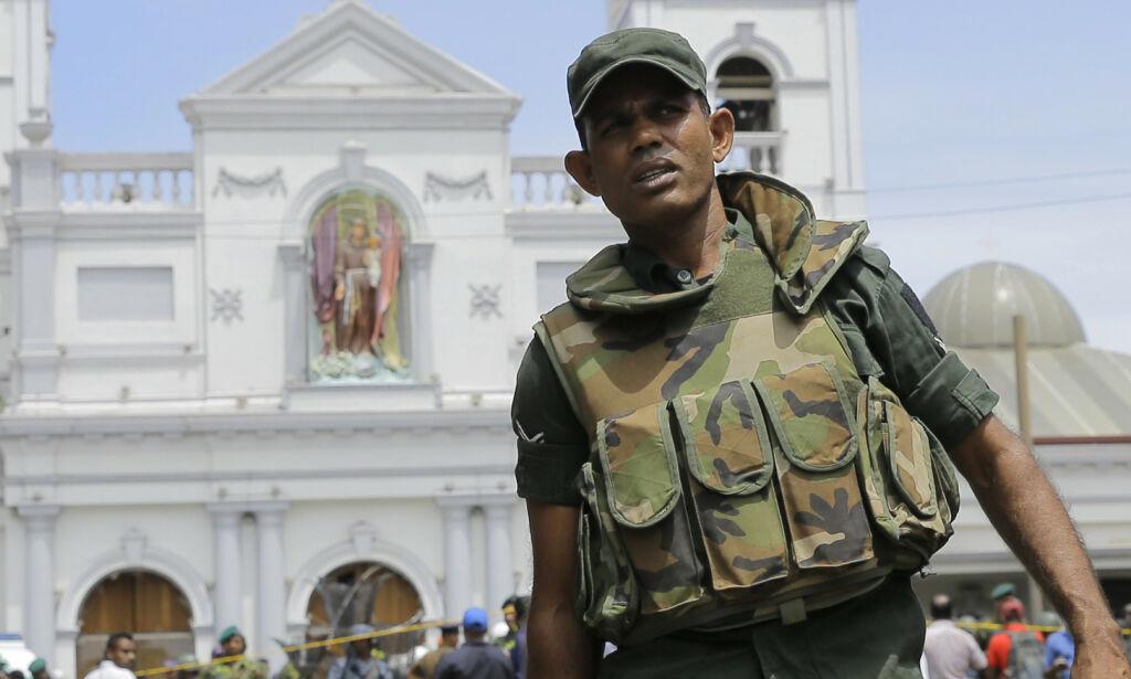 image: UD oppdaterer reiseråd for Sri Lanka