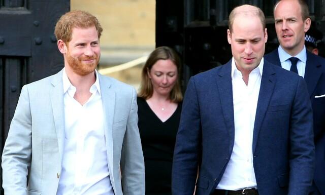 ea6288dc3 Prins William og prins Harry - - - Sannheten er at det er brødrene ...