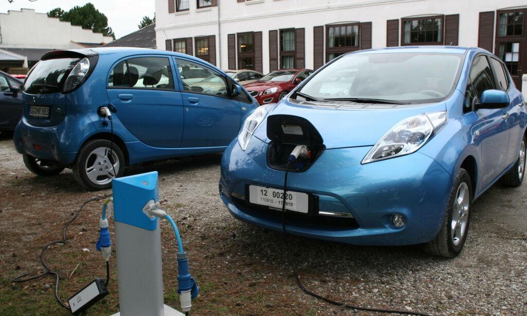 image: Så mye sparer du på å kjøre elbil framfor bensinbil