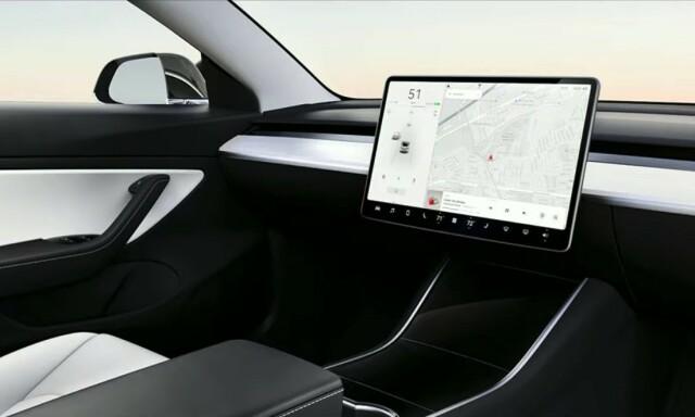 a65fca0c FREMTIDEN: Tesla skal kunne kaste rattet om allerede to år, mener Elon Musk.