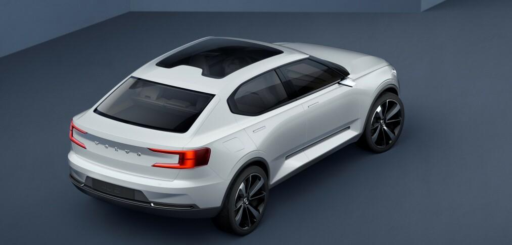 Denne kan ta over for Volvos billigste bil