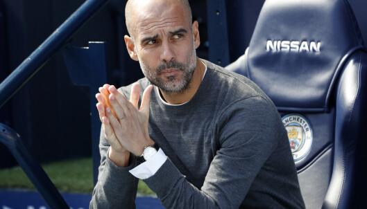 Guardiola reagerer på Solskjærs uttalelser før derbyet