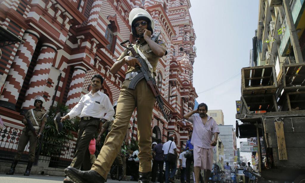image: Savnede dansker på Sri Lanka funnet i god behold