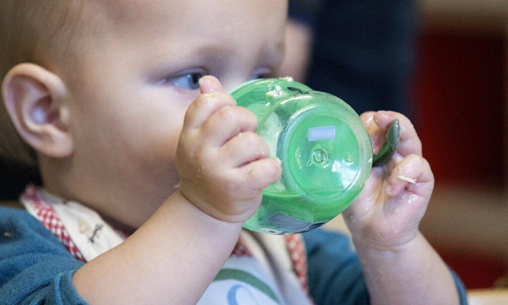 image: WHO gir livsstilsråd til småbarn