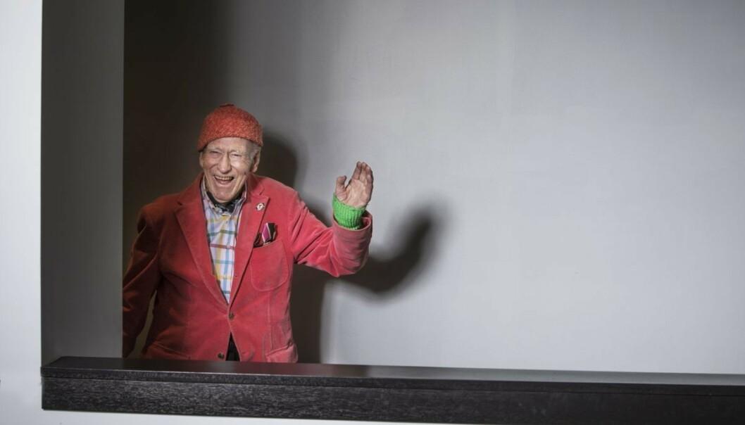 Eiendomsmilliardær Olav Thon er blant de kjente personene som er misbrukt av nettsted i forbindelse med påstått bitcoin-handel. Foto: Ole Berg-Rusten / NTB Scanpix