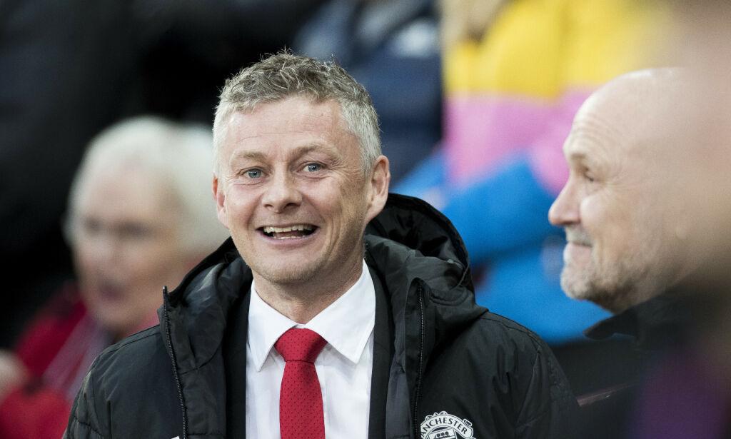 image: Lokalavis: Kristiansund skal trolig møte Manchester United i sommer