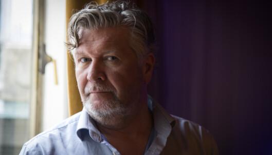 <strong>REGISSØR:</strong> Per Olav Sørensen. Foto: NTB Scanpix