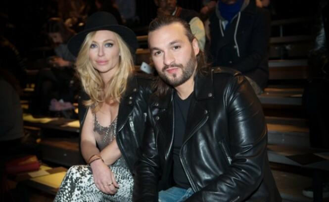 <strong>BERØMT EKTEMANN:</strong> Isabel Adrian er gift med den svenske DJ-en og plateprodusenten Steve Angello, kjent fra «Swedish House Mafia». Foto: NTB Scanpix
