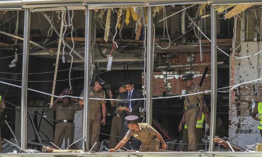 image: Skal ha stått bak Sri Lanka-terroren - antas drept