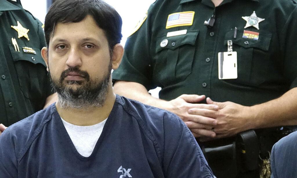 image: Politimann dømt til 25 års fengsel for drap på svart mann i USA