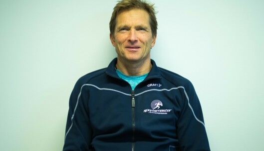 <strong>PAUL EINAR BORGEN:</strong> PR-ansvarlig hos Sportsmaster.no. Foto: Privat.